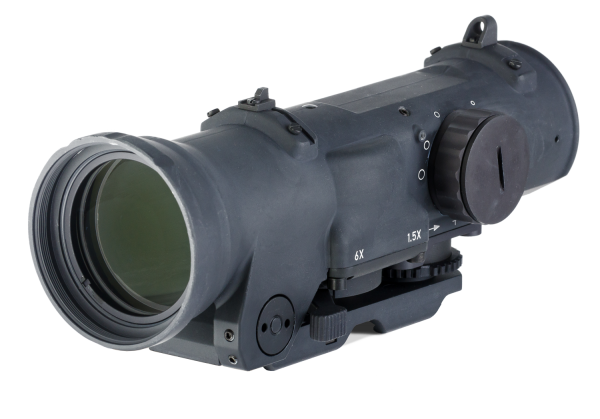 SpecterDR Dual Role 1.5x/6x Optical Sight - w/ integral A.R.M.S Picatinny Mount - incl. ARD