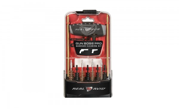 Gun Boss Pro - Handgun Cleaning Kit