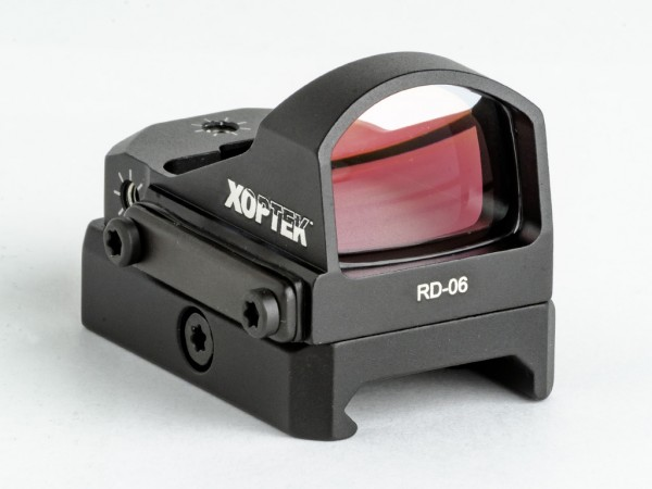 Micro Reflex Sight - 4 MOA with Picatinny Mount