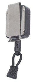 Retractable Police Mic Keeper