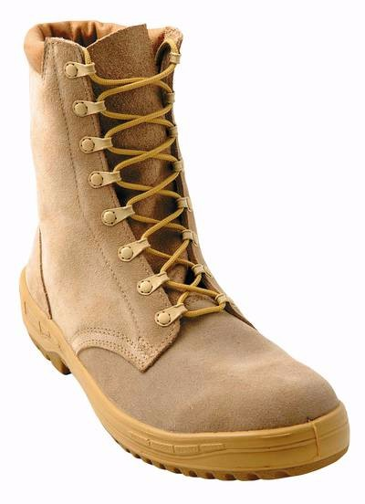 Military Boots Tropic