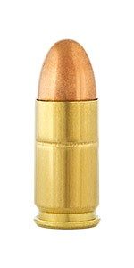 Aguila 9mm Luger 124GR FMJ
