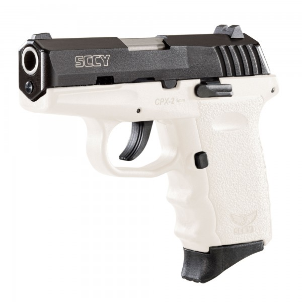 CPX-2 without Manual Safety - WHITE