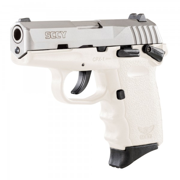 CPX-1 with Manual Safety - WHITE