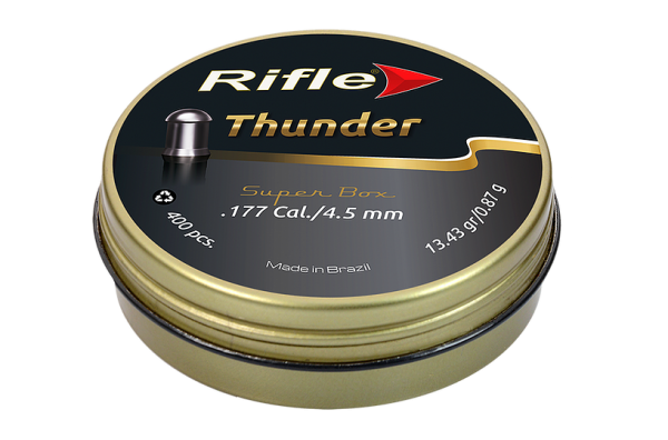 Thunder 4.5mm 0.87g 400Stk.