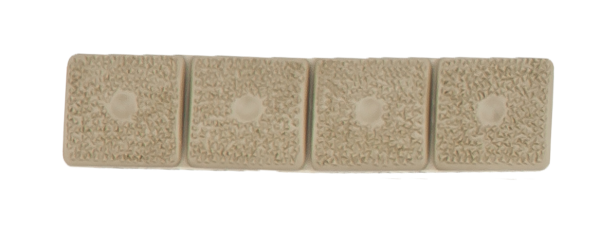 LM8® 4-SECTION GRIP PANEL, FLAT DARK EARTH