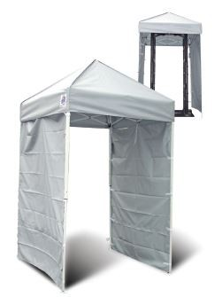 Pop-up rain tent for M-Scope