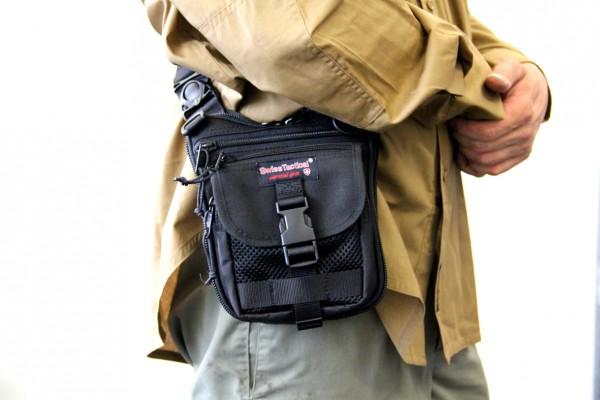 Gun Carry Shoulder Bag, Shultertasche klein