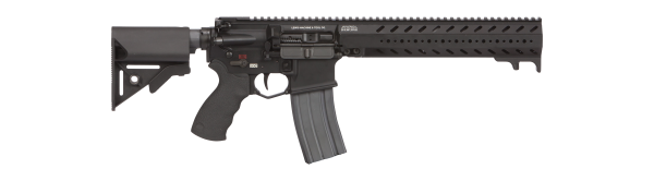 CONFINED SPACE WEAPON (CSW) .300BLK RIFLE SYSTEM