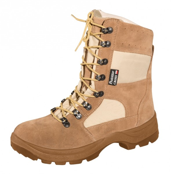 Military Mountain Boots, Sand