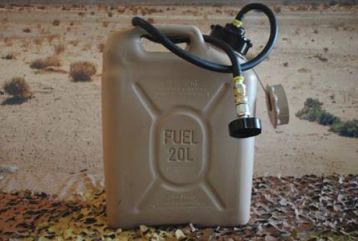 Extended Run Fuel Tank 1L (.2gal)