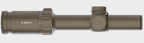 SAI6 - 1-6x24mm