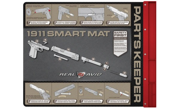 Smart Mat Kurzwaffen