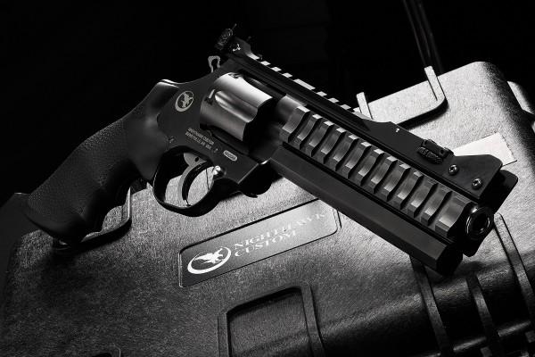 Super Sport .357 Magnum - Hunting/Target/Competition, Rear Sight Adj.for Light-Gap, Front Sight