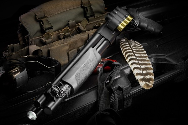 Tomahawk Pistol-Grip Firearm