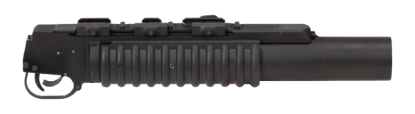 "M203 40MM 12"" RAIL MOUNTED GRENADE LAUNCHER"