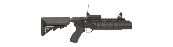 """M203 40MM 9"""" STAND-ALONE RAIL MOUNTED GRENADE LAUNCHER"""