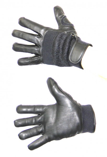NG Gloves Level 5 Cut Resistant Cow Leather/Coolmax Mesh TuffTex