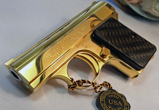 PSA-25 MONTREUX YELLOW GOLD