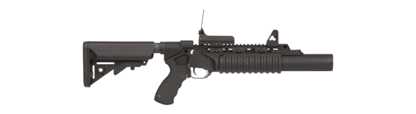 "M203 40MM 12"" STAND-ALONE RAIL MOUNTED GRENADE LAUNCHER"