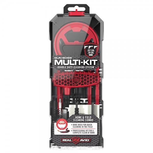 Gun Boss Multi-Kit - .357CAL/.38CAL/9MM