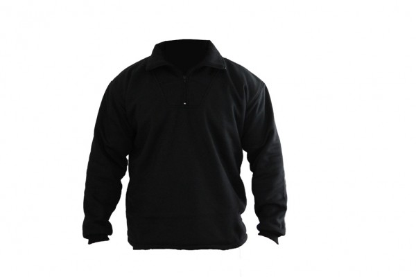 Level 5 Cut Resistant Pullover w/ Half-Zipper Dyneema/Spectra with Coolmax Lining