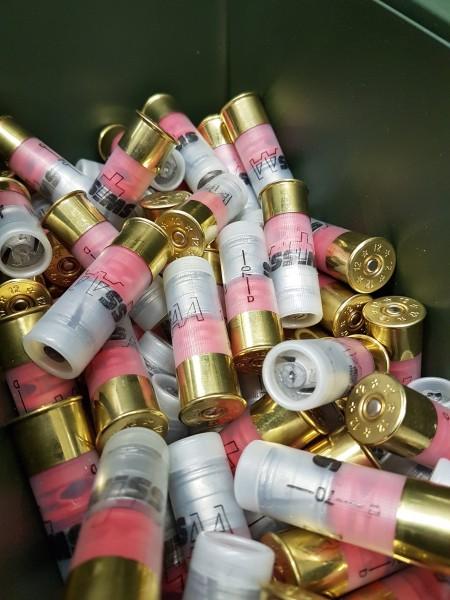 SALTECH Slug Cartridge 12/76 40G - 180 Case