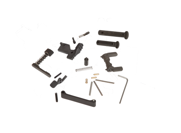 .308 LOWER PARTS KIT, NO TRIGGER GROUP