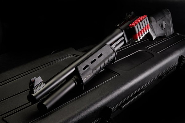 Overseer Model 2 - Model 1 + Magpul Stock and Forend