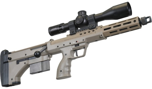 SRS-A1 COVERT Rifle CHASSIS